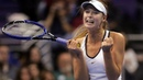 Maria Sharapova Vs Anastasia Myskina YEC LA 2004 Highlights