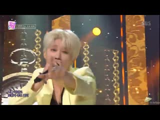 Lee hi (이하이) - 누구 없소 (no one) (feat. b.i of ikon) @ inkigayo 190609