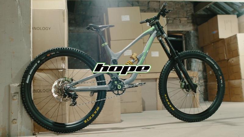 Hope Technology Adam Braytons Nukeproof DISSENT