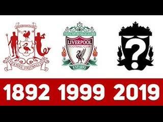 🔥 all liverpool fc logo (1892—2019) | все логотипы «ливерпуля» 🔥