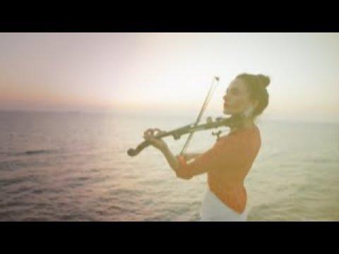 Aleyna Tilki - Sen Olsan Bari - Keman Cover by Giselle Tavilson
