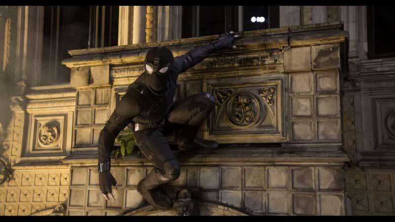 Spider-Man: Far From Home | Luma Pictures VFX Breakdown