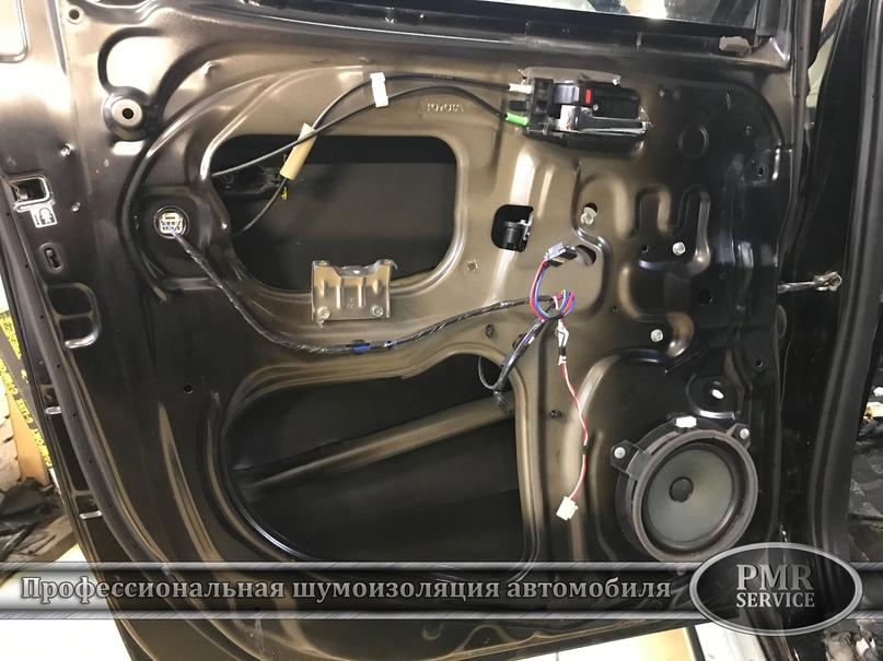 Шумоизоляция Toyota Hilux, изображение №6