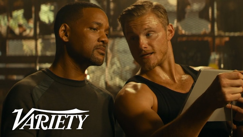 Alexander Ludwig on Joining 'Bad Boys for Life' Using The Rock's Workout Plan