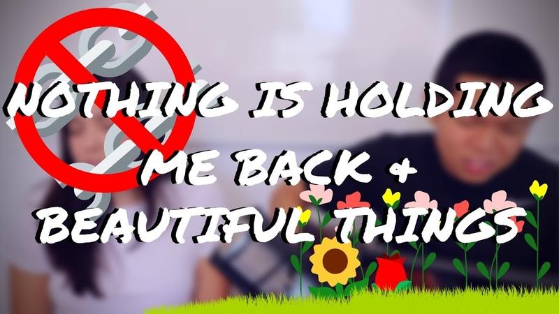 Nothing Is Holding Me Back Beautiful Things Bryan Torwalt Gungor Easter Cover by Beth and PJ