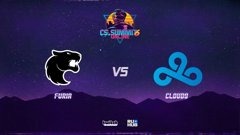 FURIA vs Cloud9 - CS_Summit - map1 - de_inferno [TheCraggy Gromjkee]