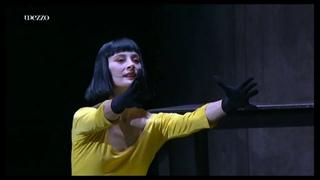 Балет 'Юноша и Смерть' (Le Jeune homme et la Mort). Музыка  Баха, постановка Р. Пети (R. Petit)