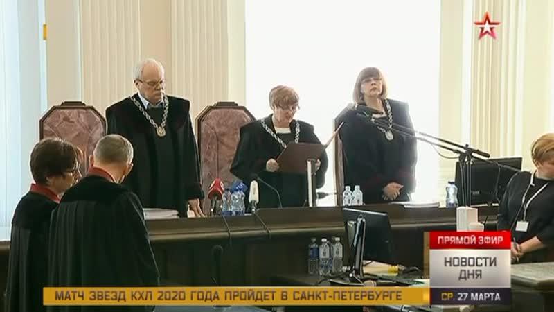 Суд Вильнюса заочно приговорил маршала Язова по делу 30-летней давности