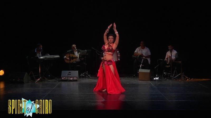 Natalia Pavlovskaya, Spirit of Cairo festival 2019