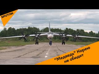 В российском Минобороны ответили на обвинения Сеула: самолеты ВКС не нарушали воздушного пространства Южной Кореи. Два стратегич
