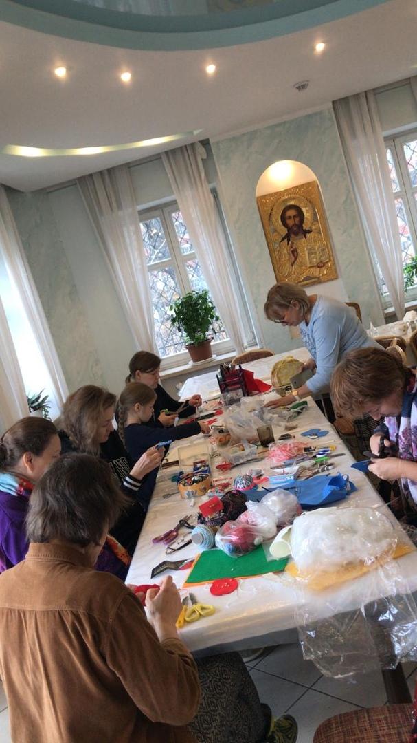 Мастер-класс по изготовлению елочных игрушек