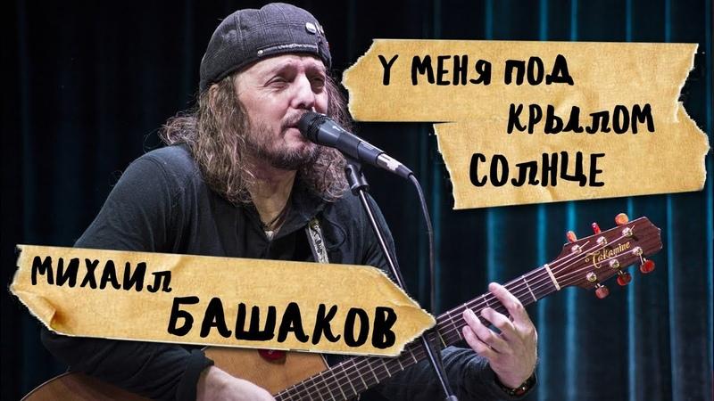 У меня под крылом солнце, Михаил Башаков