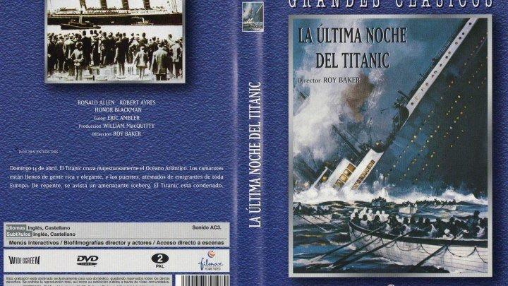 La última noche del Titanic *1958*
