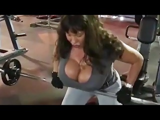 Ava Devine Working Out For 1 Hour (Session 12)