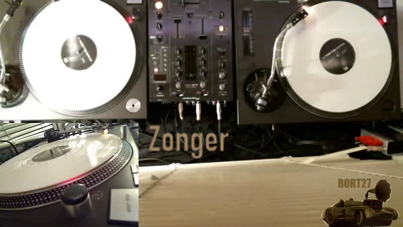 Live BORT27 6 DJ Zonger