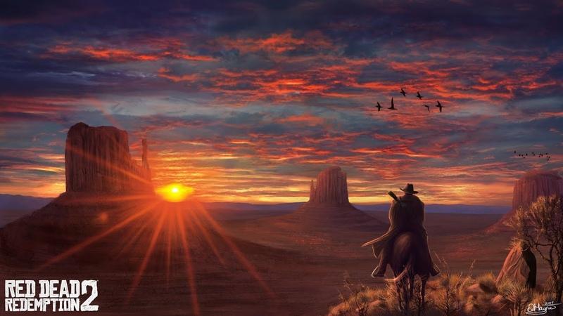 Прохождение Red Dead Redemption 2 10.Недо укротители зверей