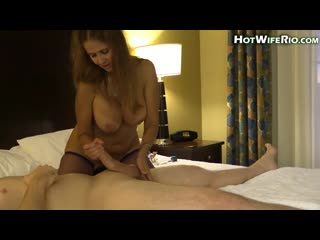 Hot Wife Rio - CHEATING WIFE IN HOTEL
