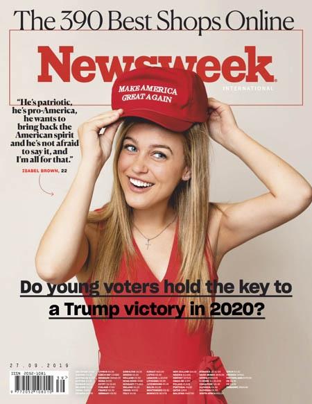 Newsweek Int 27.09.2019