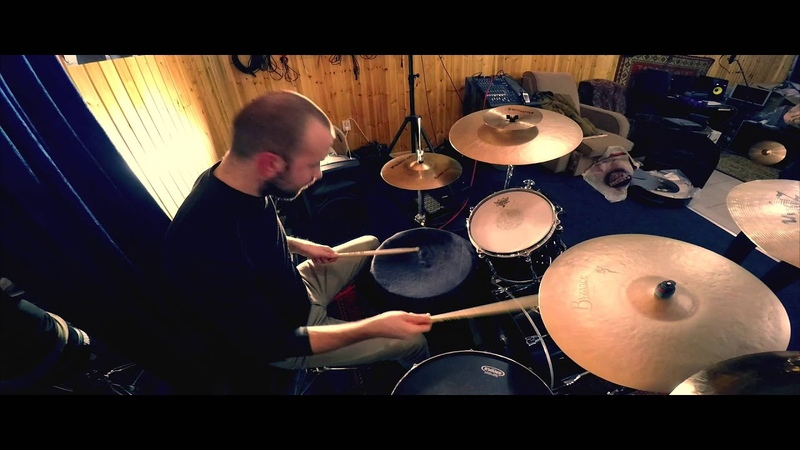 Alex Bitiutskih drum improvisation Original track Wighnomy Brothers Bobb