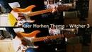 Kaer Morhen Theme - Witcher 3 ( Guitar Remix cover)