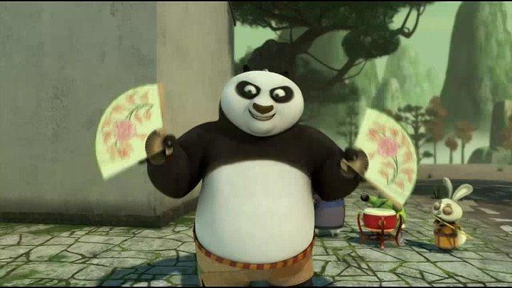 Мультфильм Кунг фу Панда: Удивительные легенда 20 серия HD