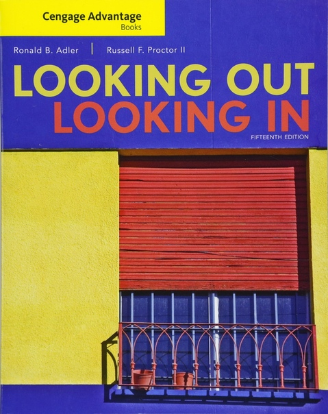 Looking Out, Looking In, 15th Edition