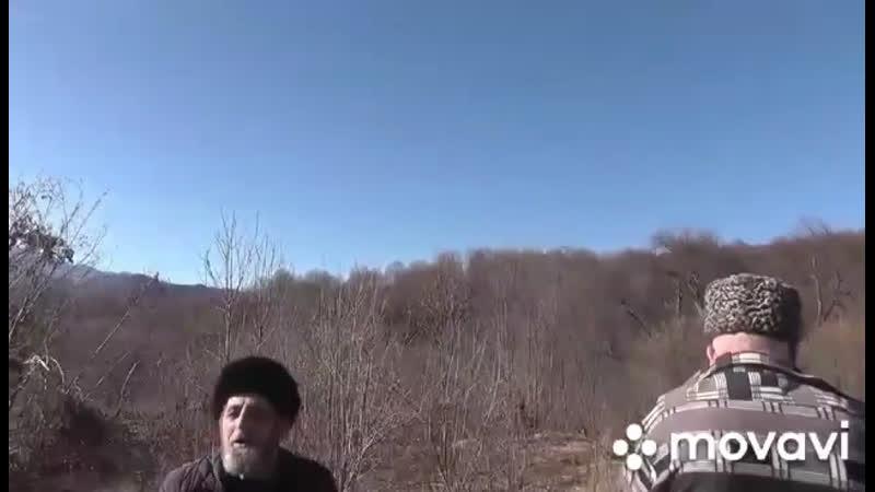 Орстхой Мохк