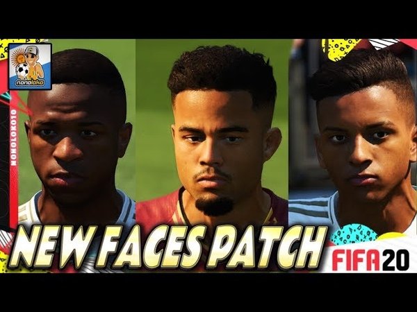 FIFA 20 ALL NEW FACES TITLE UPDATE ROMA AJAX REAL MADRID INTER
