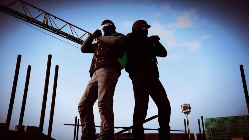 GTA Online Music video Совергон Still Ryder Над Вами