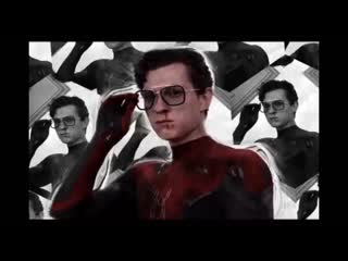 Spiderman / Tom Holland / Peter Parker / edit