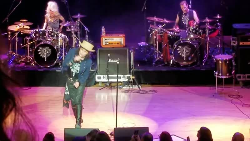 Adam Ant 2019 Stand and Deliver