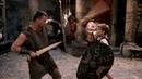 Рим с Климусом Скарабеусом первый сезон пятая серия Таран коснулся стены