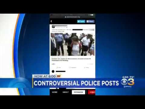 Texas Officers Punished Amid Nationwide Fallout Over Racist, Violent Facebook Posts