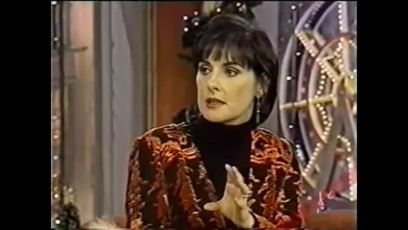 Enya Only If Interview Rosie O'Donnell Show 12 12 1997 USA