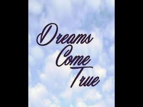 Dreams Come True Official Wedding Lyric Video a/ka Pachelbel's Canon in D - Rebecca Holden
