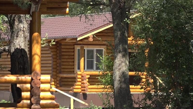 Наши домики и BIOFA. База отдыха Славянка. Старый Оскол