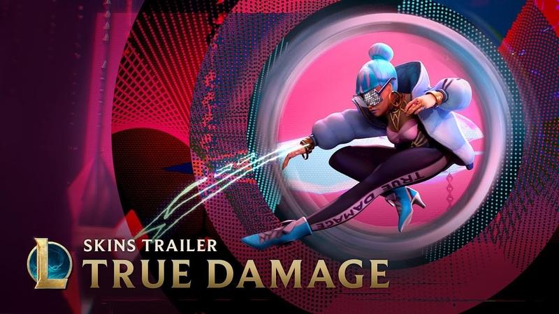 True Damage 2019: Breakout | Official Skins Trailer - League of Legends