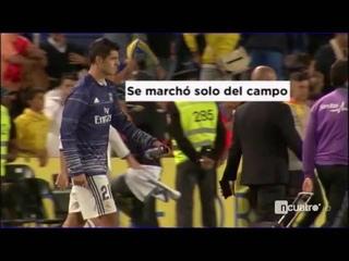 Cristiano Ronaldo, a Zidane Su puta madre