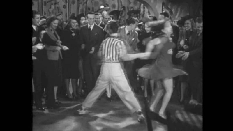 Swing Dance 1940 (Ray Hirsch Patti Lacy)