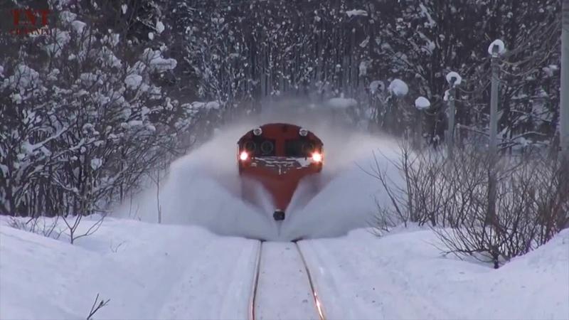 Italo disco Modern Talking You my heart snow extreme train drive
