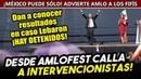 Obrador para en seco a intervencionistas fifi desde el AMLOFEST Ya hay detenidos en caso Le baron