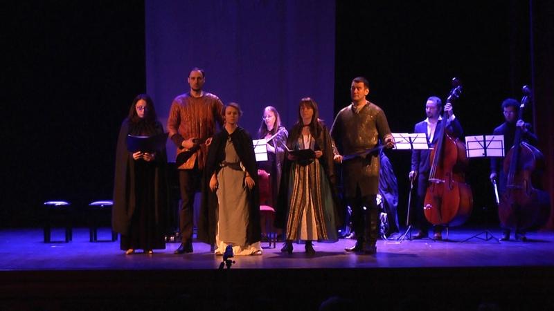 Guests of J Tolkien and Nikolai Rimsky Korsakov in the range of TOAM MSU