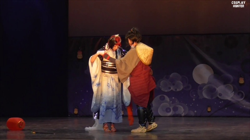 Ёхё, Цуру — Akai Ito Al Elric, Anhel Ginrai