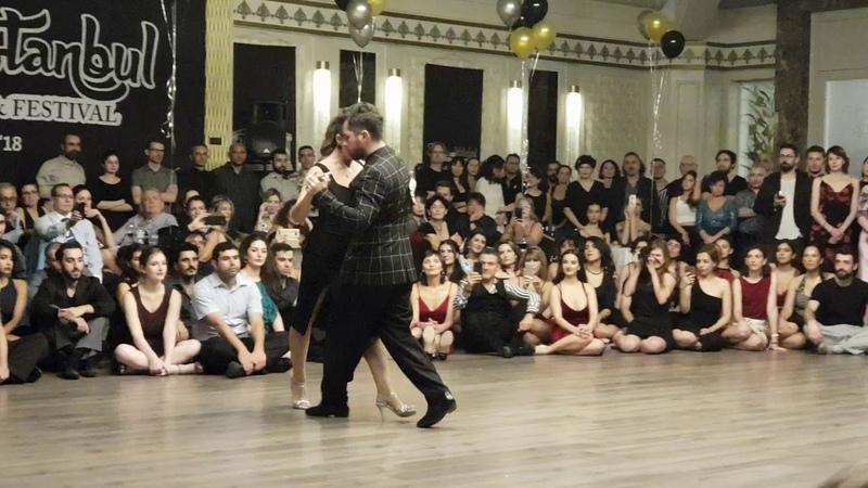 Eşref Tekinalp Vanessa Gauch 5th Sultans Tango Festival