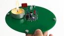 Как сделать электронную свечу /