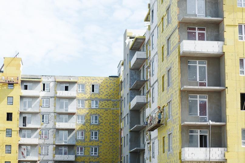 Отчет о ходе строительства ЖК «Апрель» май 2020, изображение №7