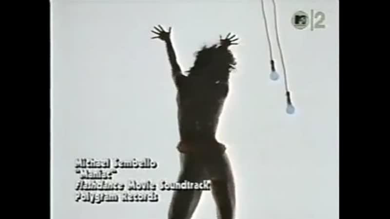 Michael sembello maniac mtv2