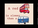 London Town song and Vocabulary of the City