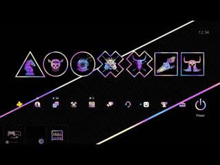Playstation 2019 wrap-up | dynamic theme