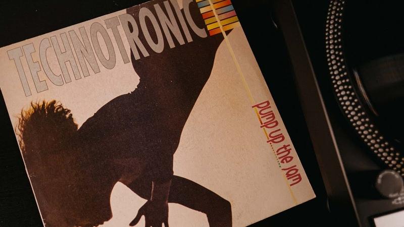 Technotronic – Pump Up The Jam | B